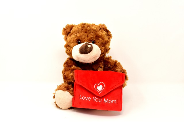 Teddy Bear Mother Day