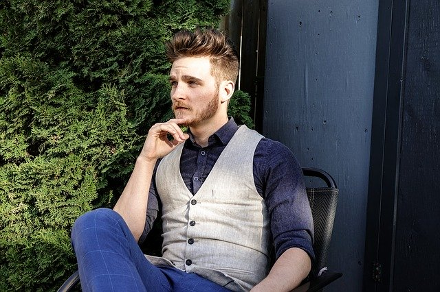 Men Fashion Shirt Style